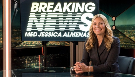 Breaking News med Jessica Almenäs